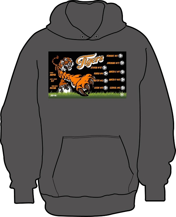 Sports / Team Gift Hoodie Front Only