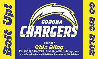 B2014 Chargers 3x5 Banner